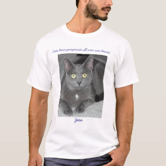 My Cat Friend Jaro Shirt - Customized