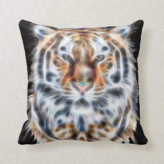 My Cat is Acting Up Tiger Style Energy Throw Pillow