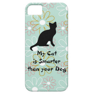My Cat is Smarter than Your Dog iPhone Case