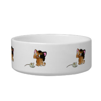 My Cat LOVES Mice - Oh no! Cat Bowl