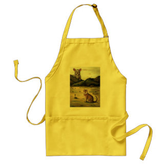 My Cats Worst Nightmare Adult Apron
