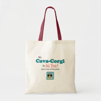 My Cava-Corgi is All That! Bags