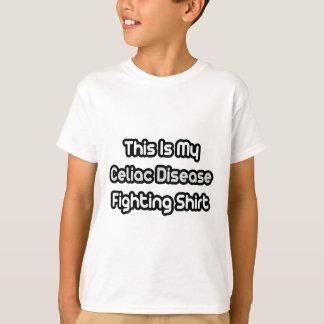 My Celiac Disease Fighting Shirt