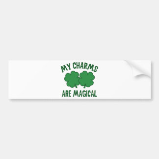 My Charms Are Magical Bumper Sticker