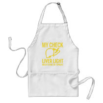 my check liver light might come on tonight cancer adult apron