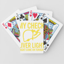 my check liver light might come on tonight cancer bicycle playing cards