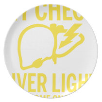 my check liver light might come on tonight cancer dinner plate