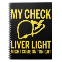my check liver light might come on tonight cancer notebook