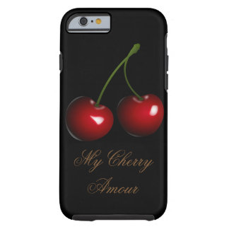 MY CHERRY AMOUR iPHONE 6 BARELY THERE Tough iPhone 6 Case