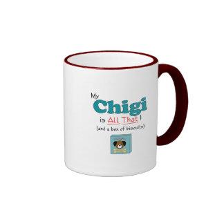 My Chigi is All That! Ringer Coffee Mug