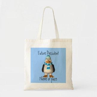 My child Future President Canvas Bag