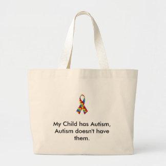 My Child has Autism Bag