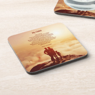 My Child Poetry Collector Coaster