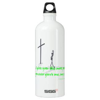 my child SIGG traveler 1.0L water bottle