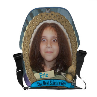 My Child - the Next Science Guy Courier Bag