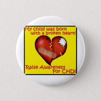 My Child Was Born With A Broken Heart Button