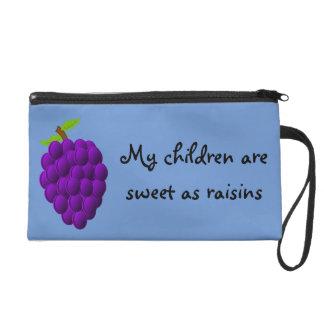 My children are sweet wristlet