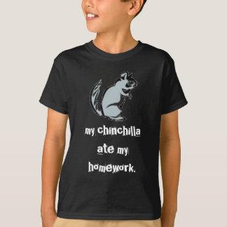 My Chinchilla Shirt