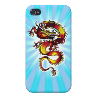 My Chinese Dragon iPhone 4 Speck Case