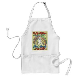 My Choice My Life Apron