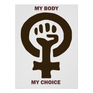 My Choice Poster