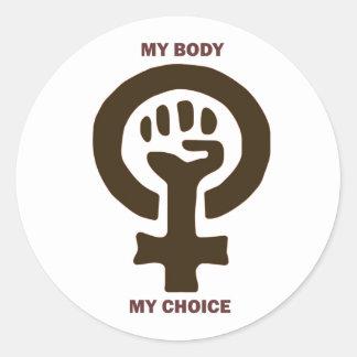 My Choice Stickers