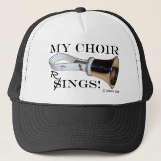 My Choir Rings Trucker Hat