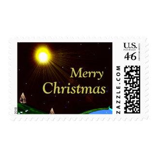 My Christmas Star Postage