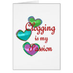 My Clogging Passion Greeting Card