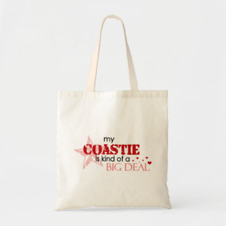 My Coastie is kind of a Big Deal Tote Bag