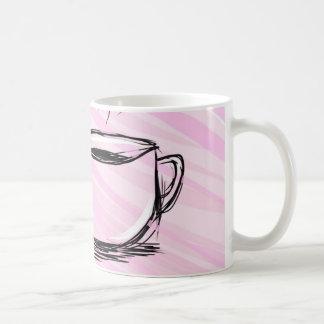 My coffee and cake! coffee mug