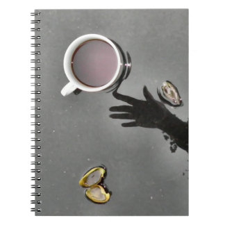 My Coffee Notes Spiral Note Books