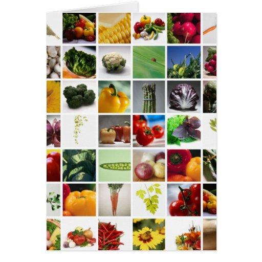 My Colorful Garden Card