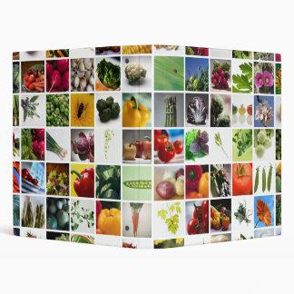 My Colorful Garden Journal Binder