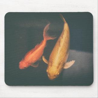 My Companion Fish Mousepad