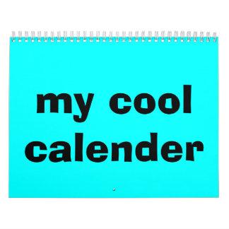 my cool calender calendar