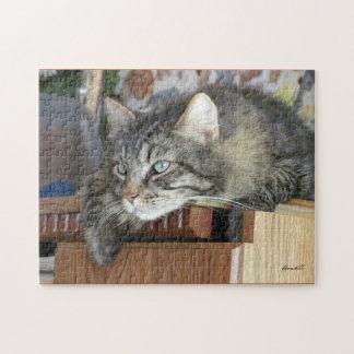 My Cougar Impression Jigsaw Puzzle