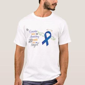 My Cousin An Angel - Anal Cancer T-Shirt