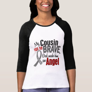 My Cousin Is An Angel 1 Brain Cancer T-Shirt