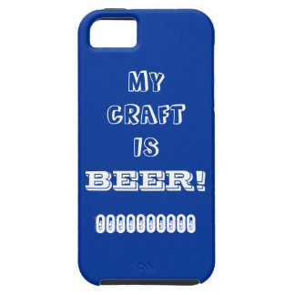 My Craft is Beer! iPhone SE/5/5s Case
