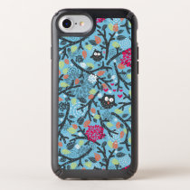 My crazy owl pet speck iPhone case