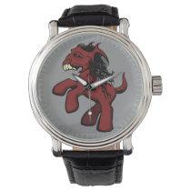 My Creepy Little Pony Wrist Watch