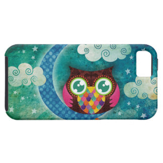 My Crescent Owl iPhone 5 Case-Mate Case iPhone 5 Covers