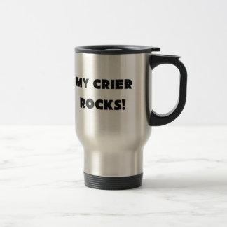 MY Crier ROCKS! Mug