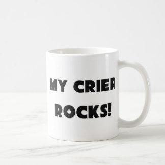 MY Crier ROCKS! Coffee Mug
