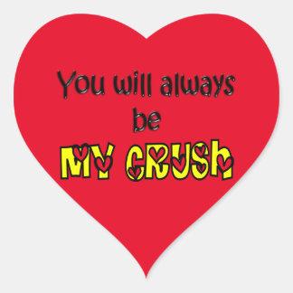 My Crush Stickers