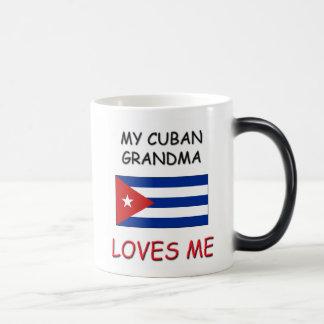 My Cuban Grandma Loves Me Coffee Mug