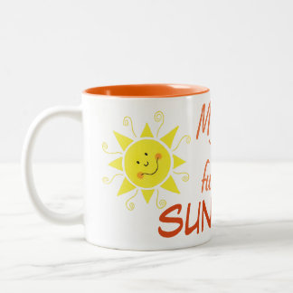 """My Cup Full of Sunshine"" - Mug"