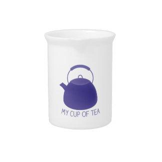 My Cup Of Tea Beverage Pitchers