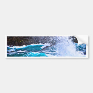 My cup of the sea bumper sticker